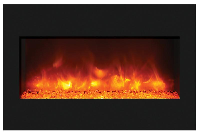 Amantii 33in  Zero Clearance Electric Fireplace