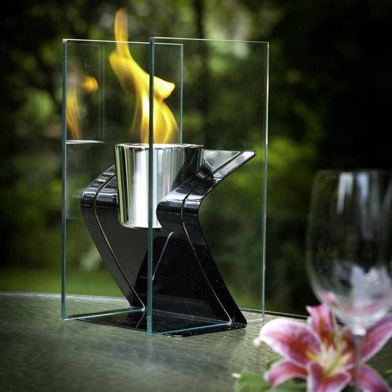 DecorPro ZED Tabletop Bioethanol Fireplace