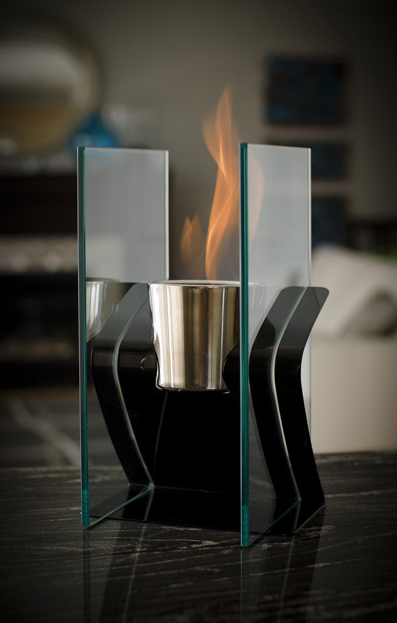 DecorPro ZED Table-top Bio-ethanol Fireplace