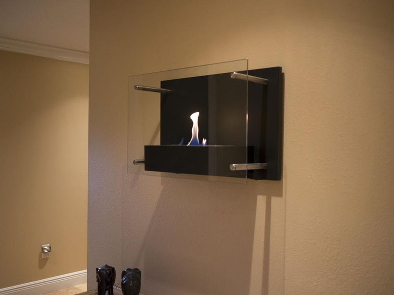 Nu-Flame Radia Wall Mounted Ethanol Fireplace