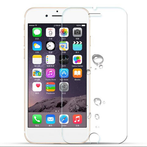 6 Plus Tempered Glass
