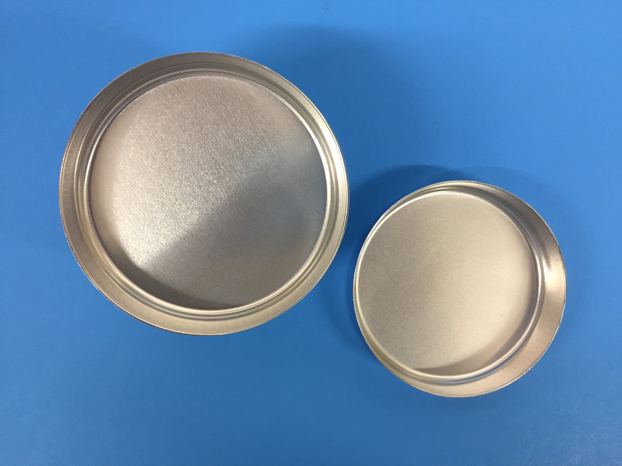 Aluminum Weighing Pans - Smooth