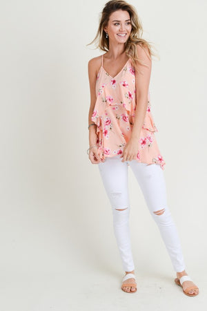Romance In Bloom Top
