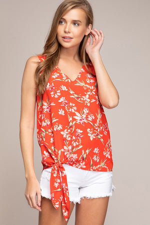Island Escape Top
