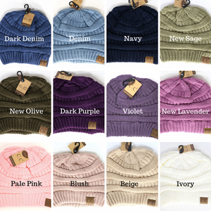 Classic CC Beanie - More Colors