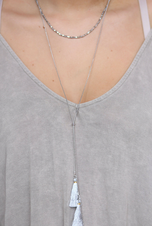 Lelani Double Layer Necklace