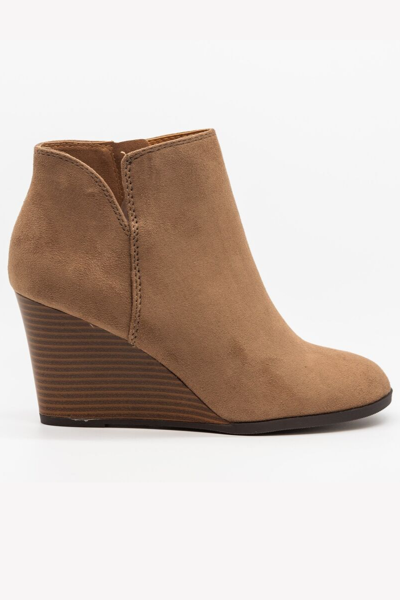 Chic Ability Booties