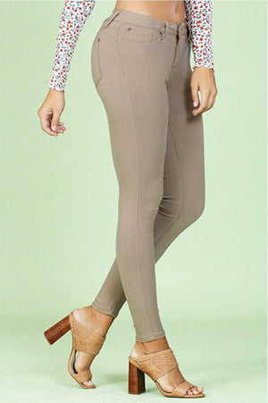 Hyperstretch Jeans - Tan