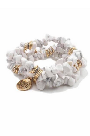 Kinsley Armelle Pepper Bracelet