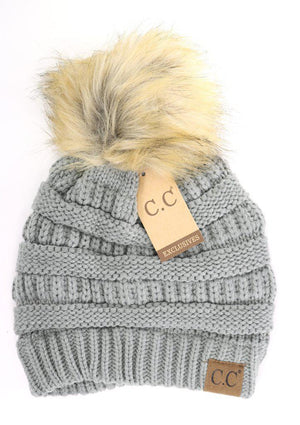 Pom CC Beanie - More Colors