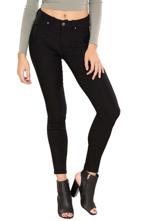 Hyperstretch Jeans - Black