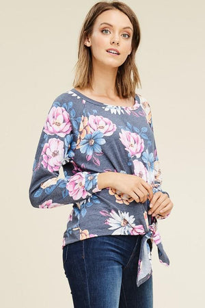 Falling For Florals Top