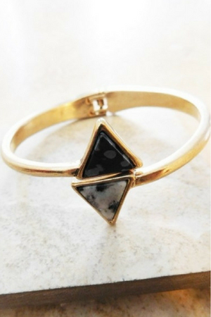 Triangle Love Bracelet
