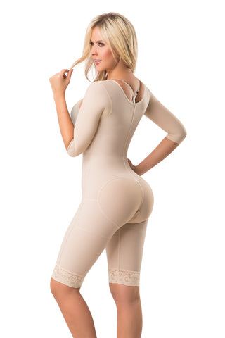9387e65b58 Perfect Shape 3061 Top to Knees Arms and Thighs Full Body Shaper