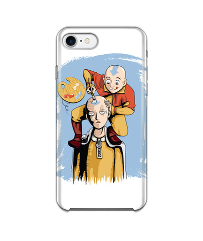 Avatar x OnePunch (Phone Case) - GG Apparel