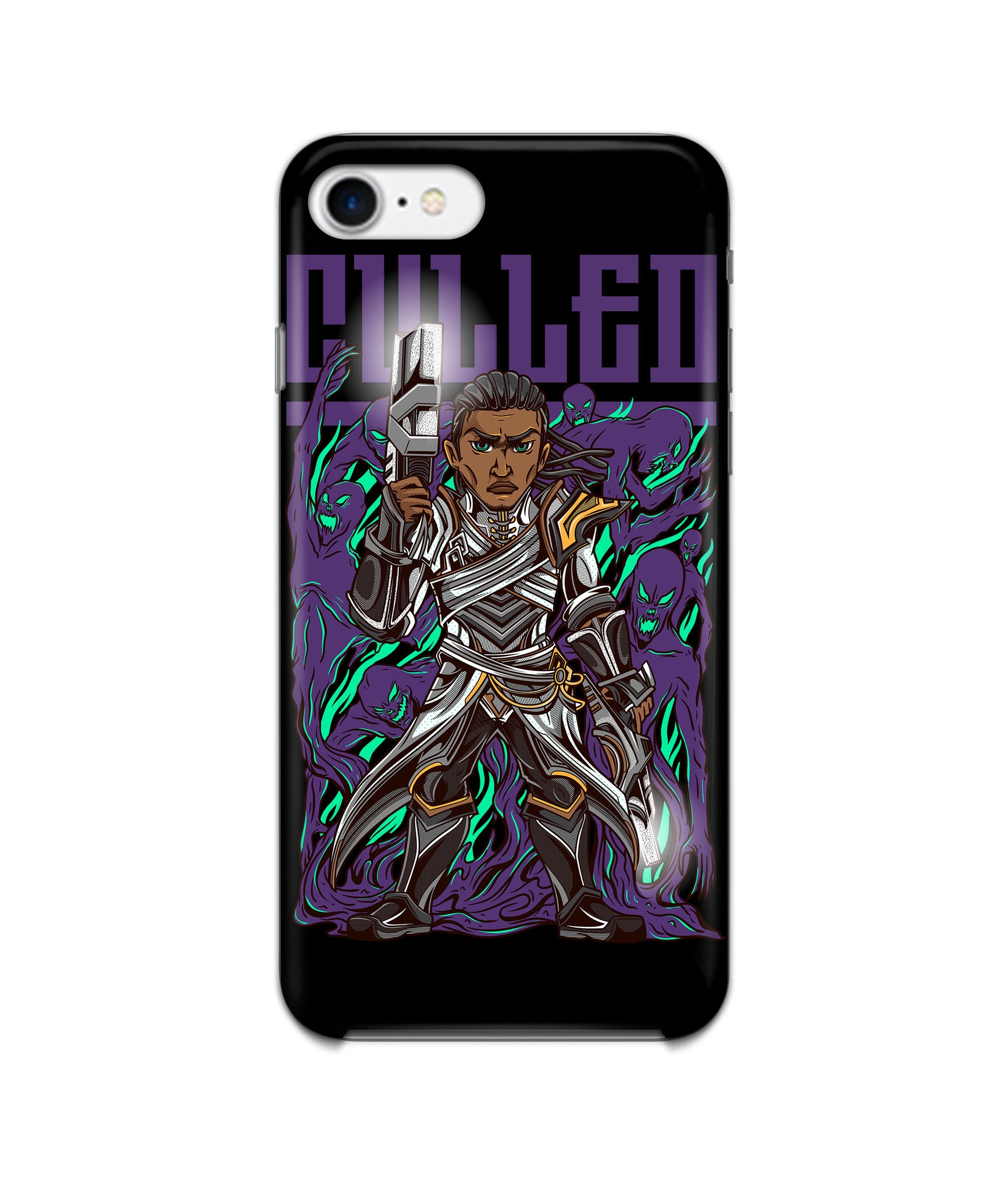 LUCIAN CULLED (Phone case) - GG Apparel