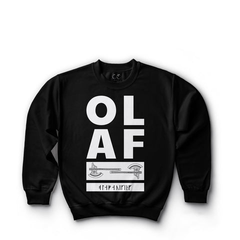 Olaf Tribal (Sweatshirt) - GG Apparel