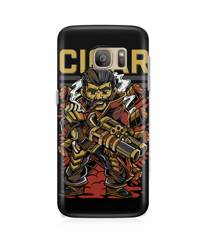 GRAVES CIGAR (Phone Case) - GG Apparel