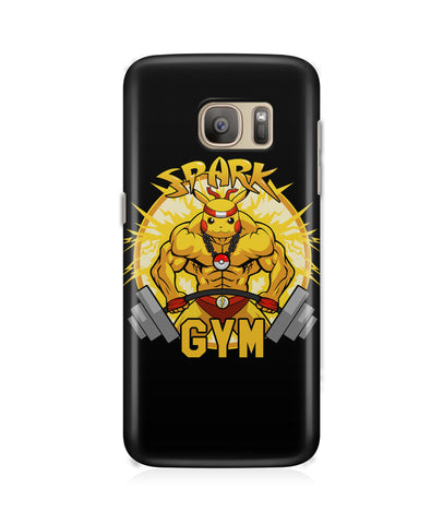 PikaGainz (Phone case) - GG Apparel