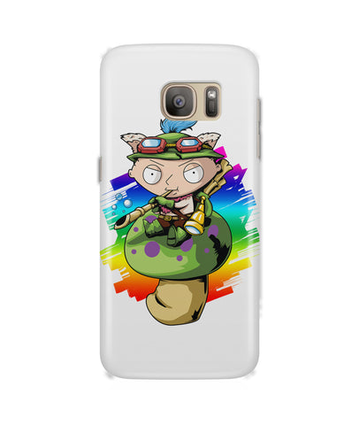 Teemo x Stewie (Phone case) - GG Apparel