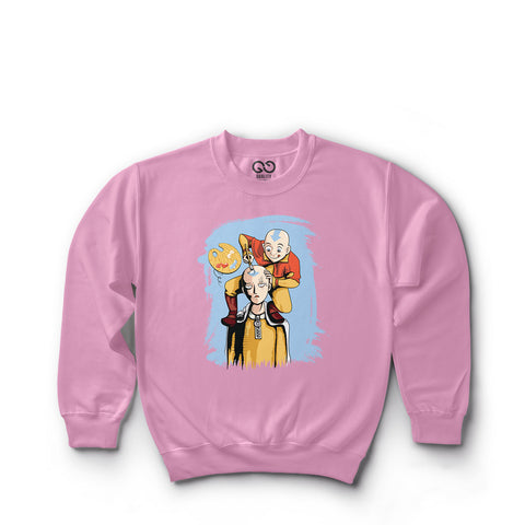 Avatar x OnePunch (Sweatshirt) - GG Apparel