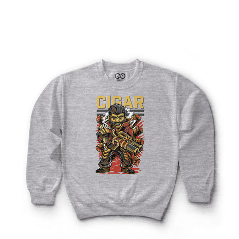 GRAVES CIGAR (Sweatshirt) - GG Apparel