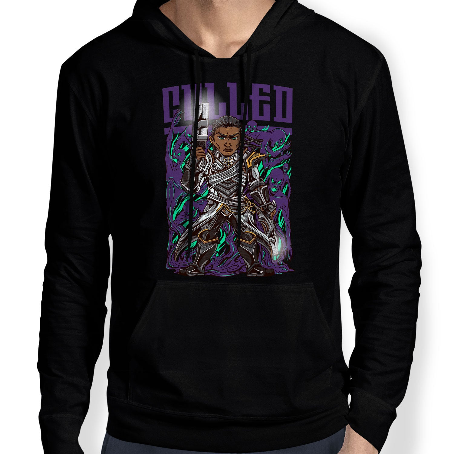 LUCIAN CULLED (Hoodie) - GG Apparel