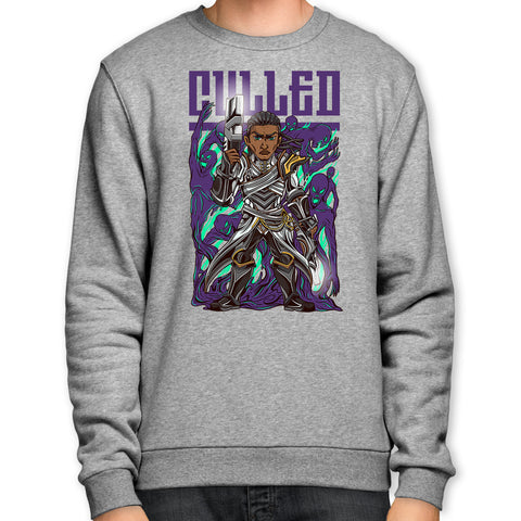 LUCIAN CULLED (Sweatshirt) - GG Apparel