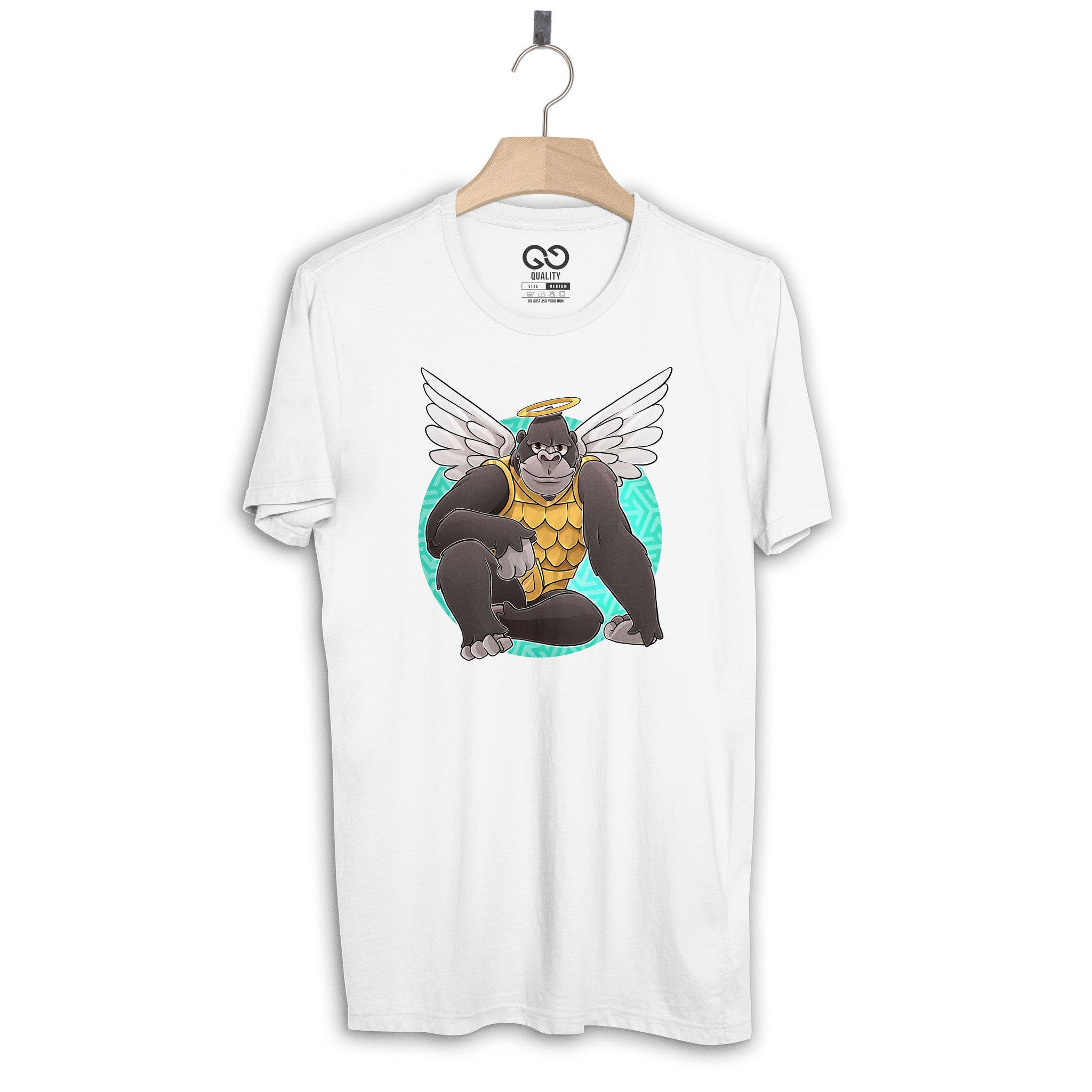 Guardian Angel Harambe (Shirt) - GG Apparel
