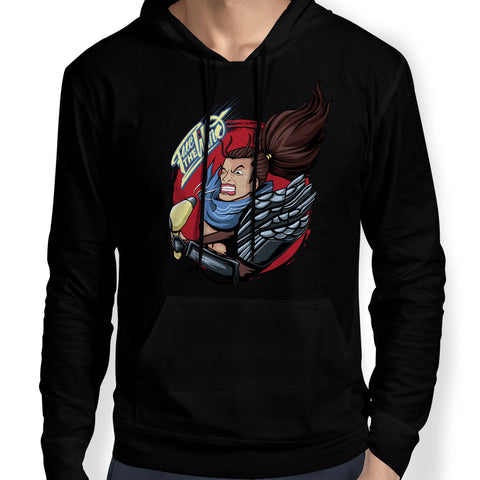 YASUO FACE THE WIND (Hoodie)