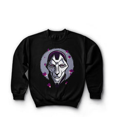 Jhin Mask (Sweatshirt) - GG Apparel