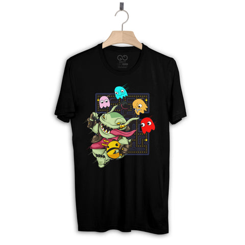 Tahm Kench x Pacman (Shirt) - GG Apparel