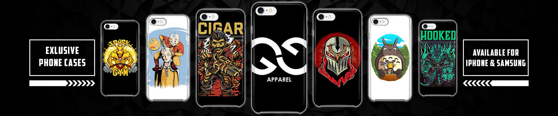 GG Apparel Phone Cases