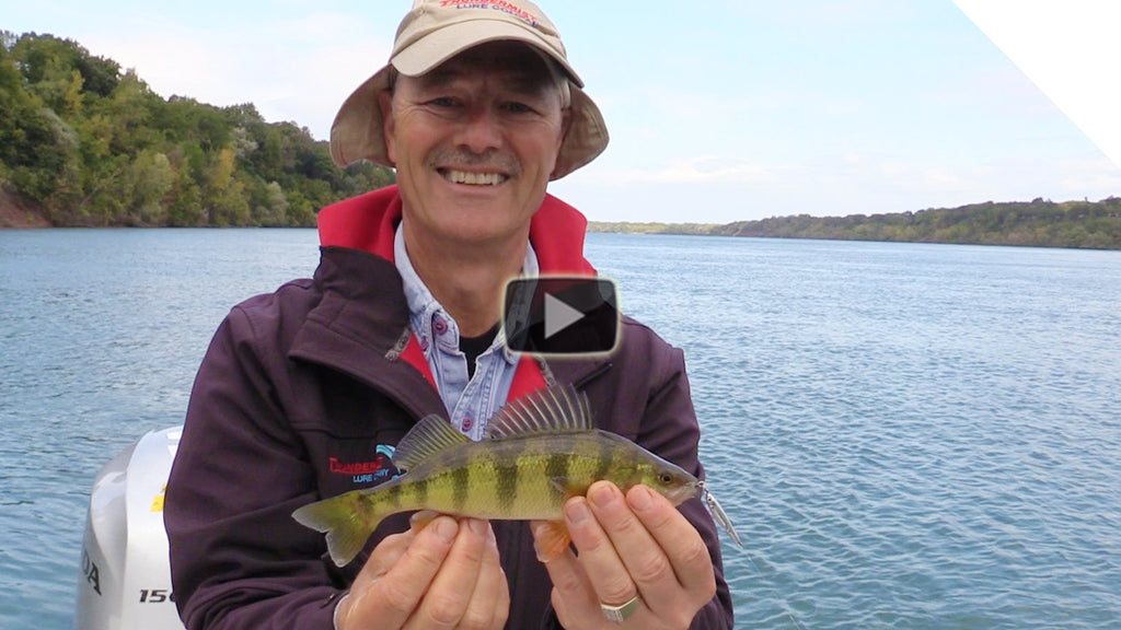 Casting Jigging Spoons for Perch