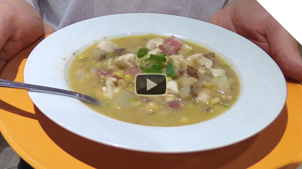 Delicious Fish Chowder Recipe