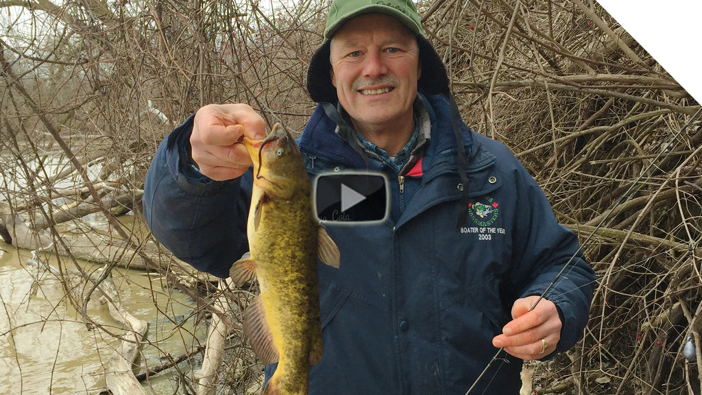 Early Season Bullhead and Catfish Fishing from Shore