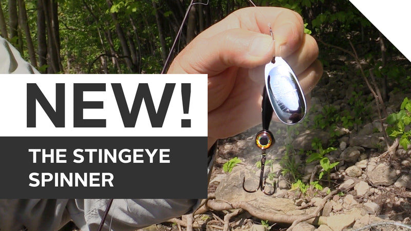 New Product! The Stingeye Spinner