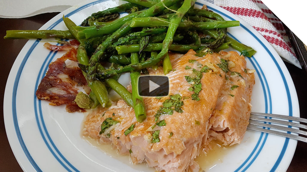 Easy & Delicious Salmon in the Oven Recipe - How to Cook Salmon  in the Oven