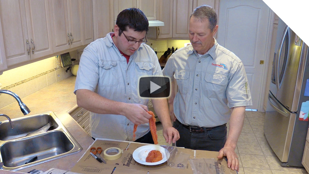 How to preserve fresh roe (salmon or trout eggs)