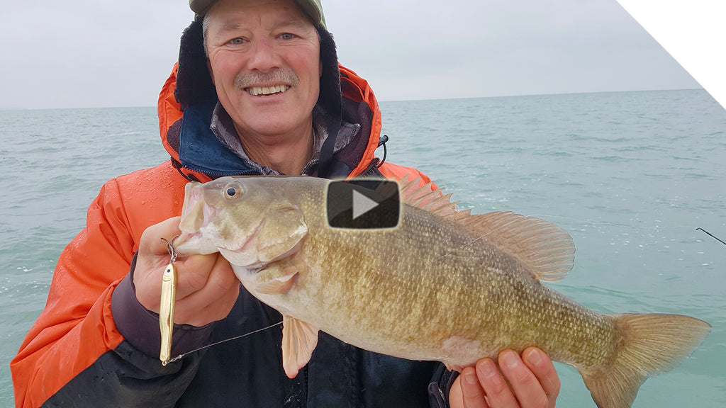 Deepwater Smallmouth Bass