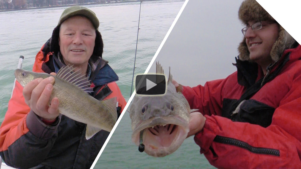 Lake Trout & Walleye Combo - New Year Special
