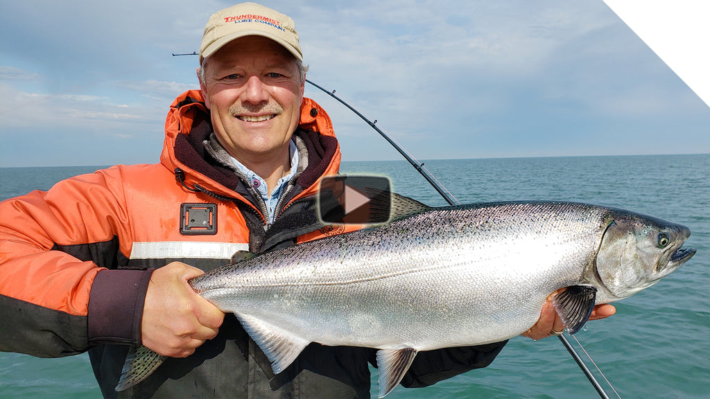 Catching King Salmon | Simple Fishing