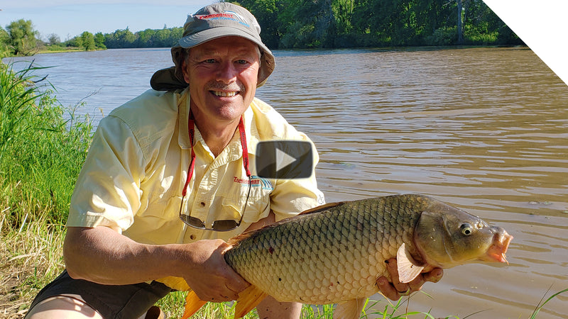 Boatless Carp Fishing | Boatless Angler