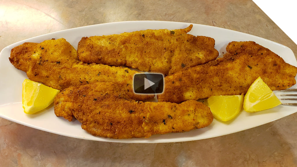 Fabulous Fish Fry Recipe for Perch