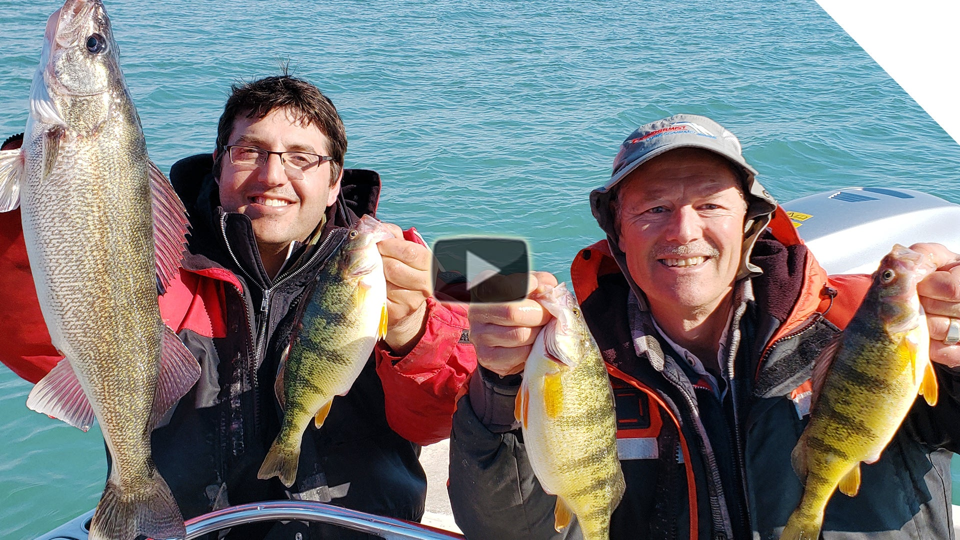 Fishing for Perch with Live Minnows