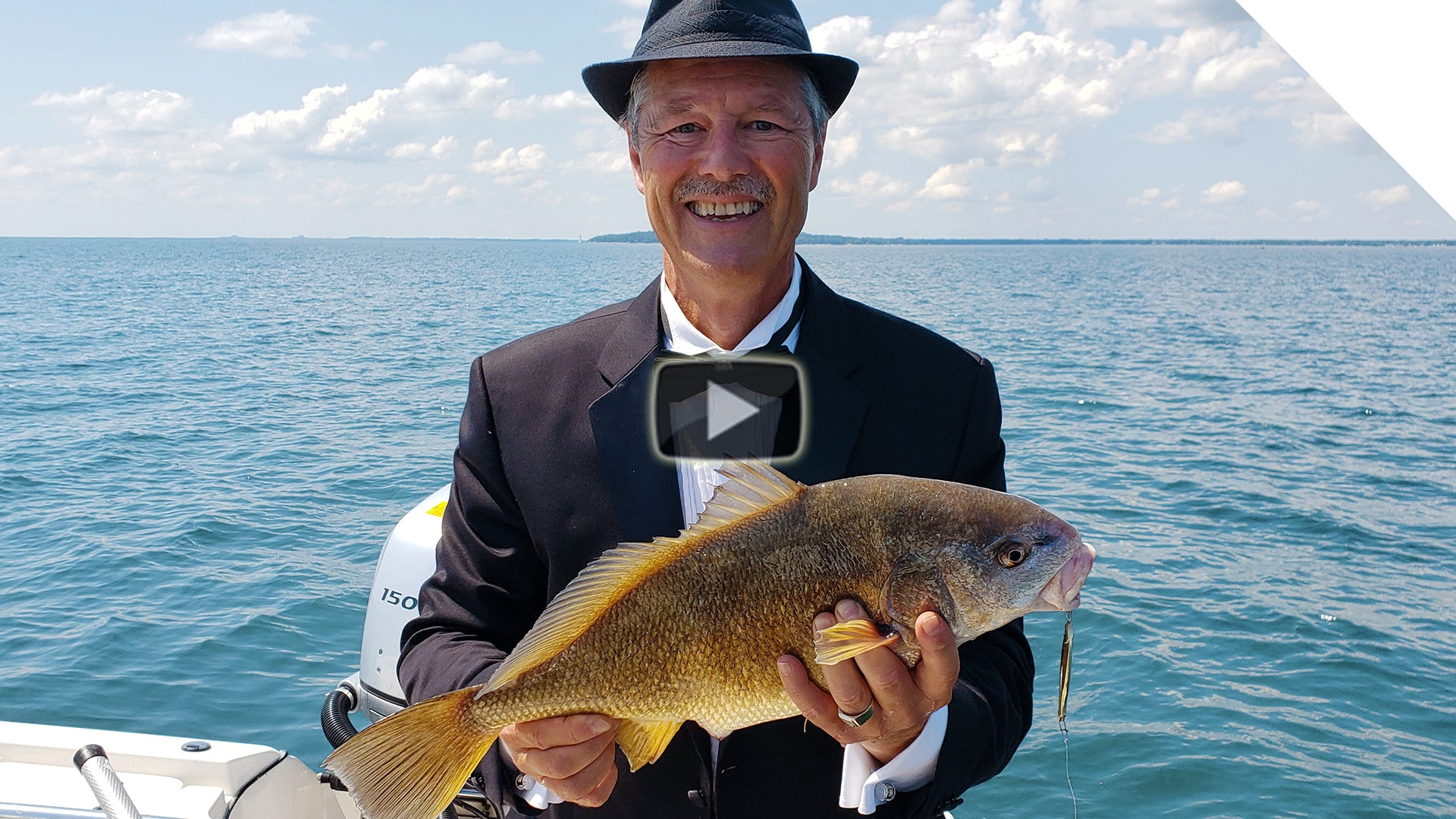 100,000 Subscribers Tuxedo Fishing Special!