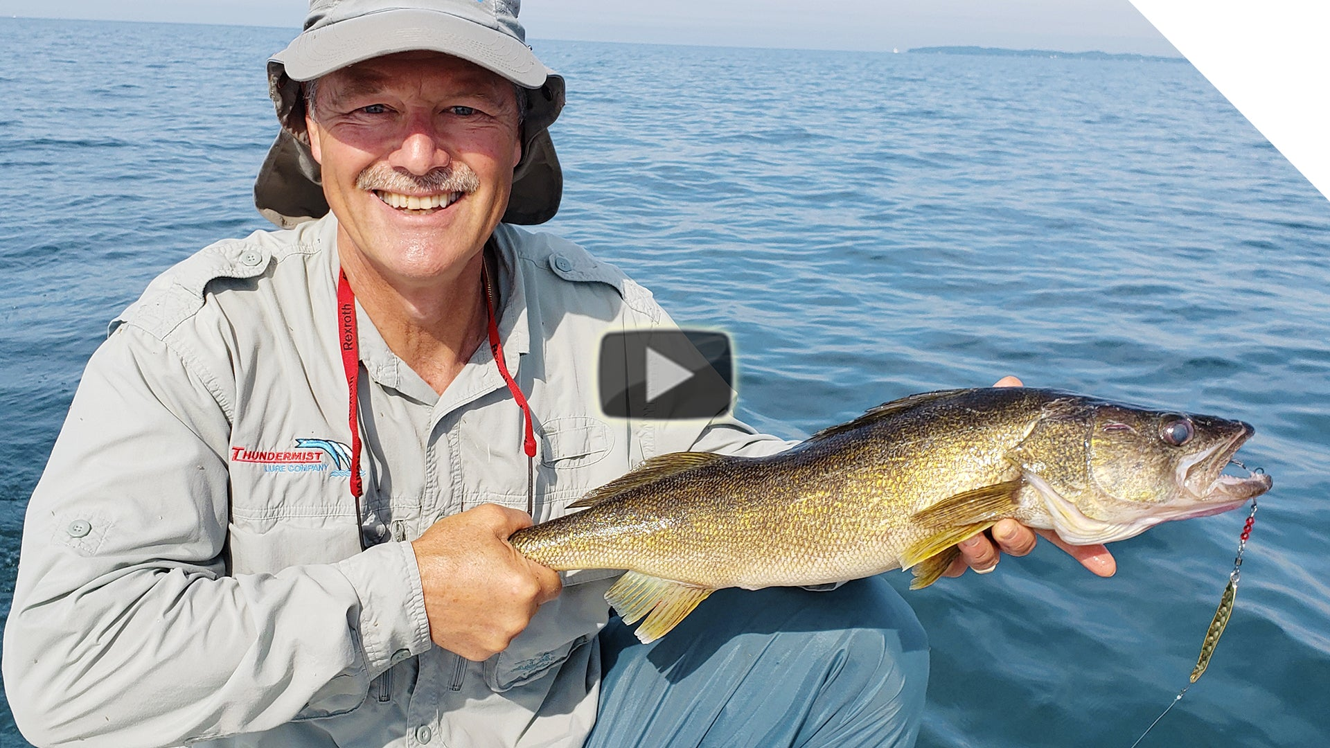 Walleye trolling tips