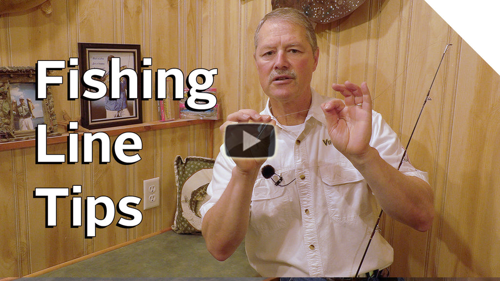 Fishing Line Maintenance & Leader Line Tips | Fishing Basics