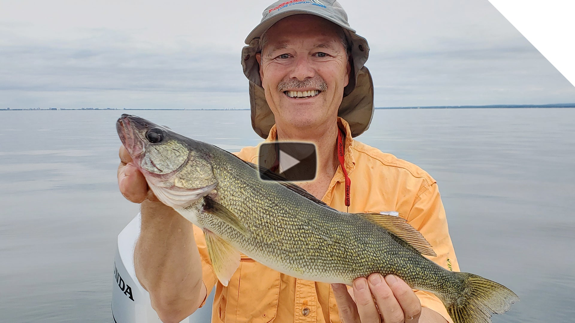 Walleye, sheepshead, perch, and jigging tips