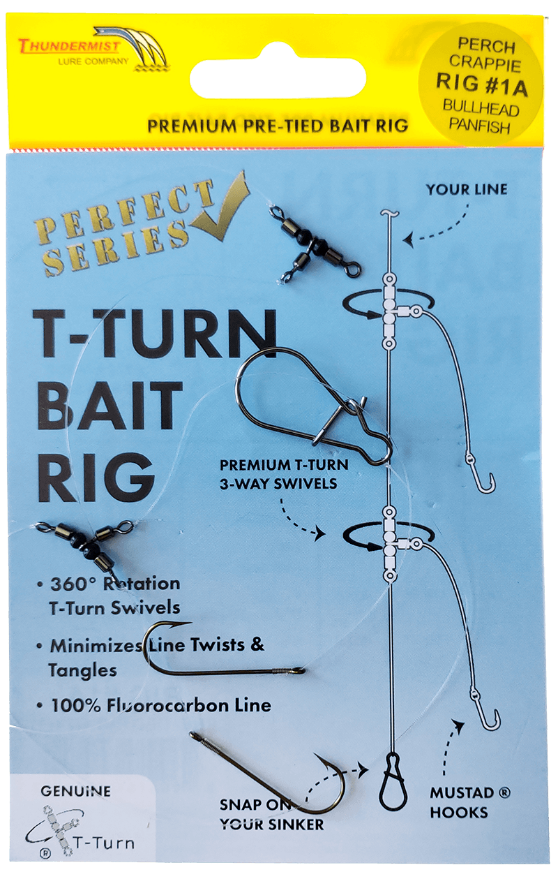 T Turn Bait Rig Thundermist Lure Company Over the time it has been ranked as high as 9 909 in the world, while most of its traffic comes from usa, where it reached as high as 5 029 position. t turn bait rig